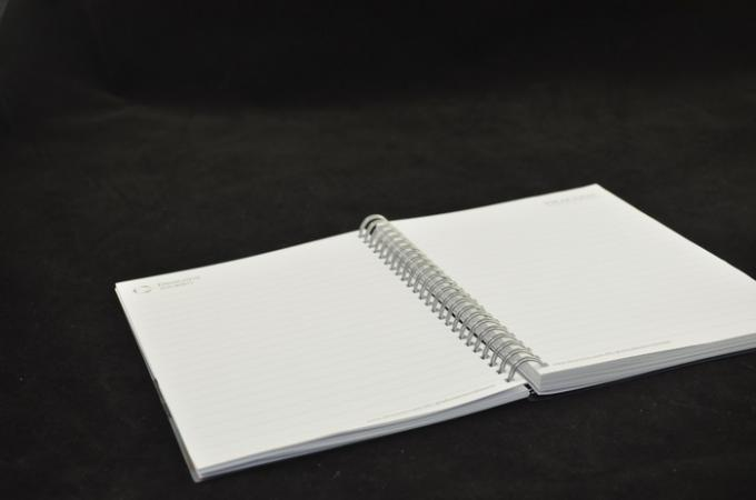 80gsm Paper Gift Notepads Custom School Notebooks Recyclable OEM / ODM