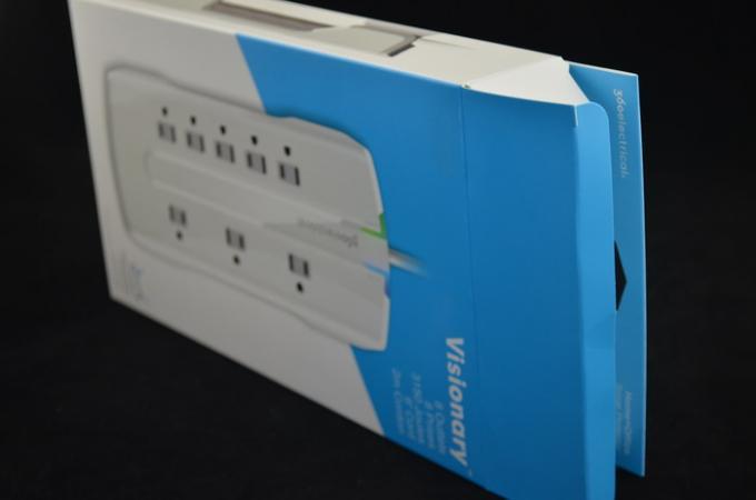 350gsm C1S Paper 360 Offset Printing Box Matt UV Coating Surface