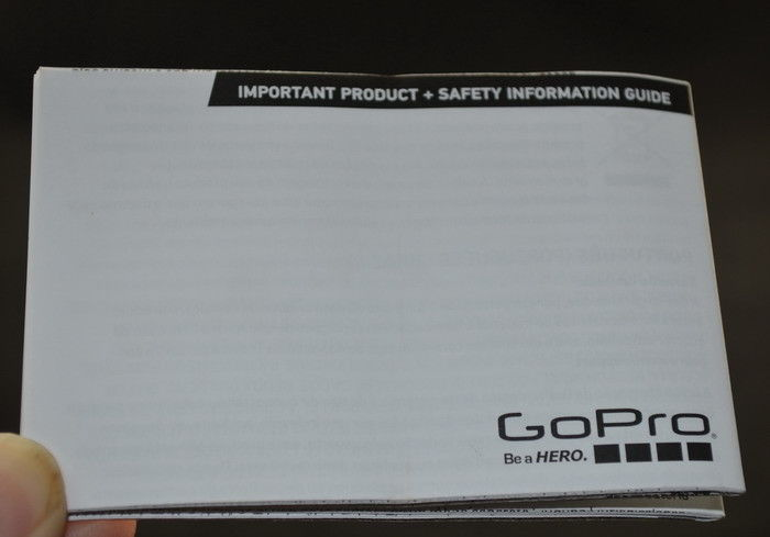 Gopro Offset Printing User Instruction Manual Environment Protection